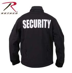 Rothco Special Ops Soft Shell Security Jacket | 97670