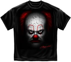 EVIL CLOWN SCARY T-SHIRT | RN2320