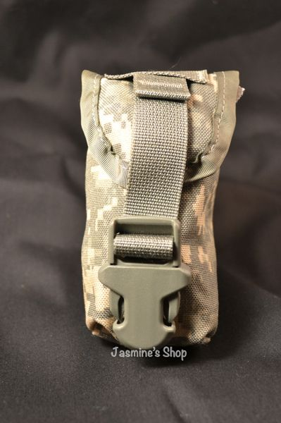 Acu Flashbang Grenade Pouch 8465 01 524 7324 Army Pouch Pouche