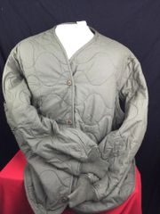 New Aramid Aircrew Cold Weather FLYER'S JACKET LINER X-LARGE REGULAR