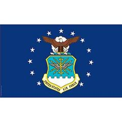 US AIR FORCE FLAG (3ftx5ft)