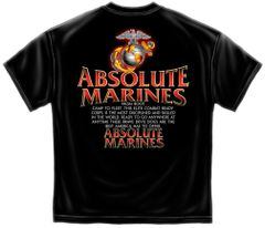 ABSOLUTE MARINE CORPS T-Shirt