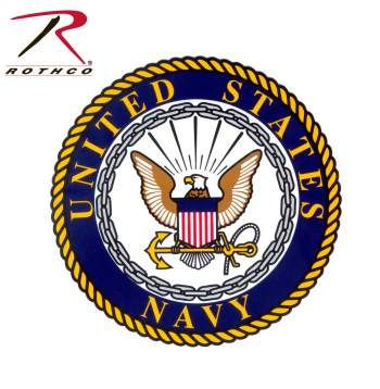 Rothco Us Navy Seal Decal Military Surplus And Tactical Gear