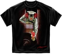 EVIL CLOWN ICE CREAM MAN T-SHIRT | RN2318