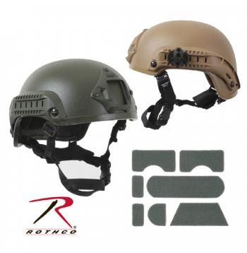 Rothco Base Jump Helmet Military Surplus And Tactical
