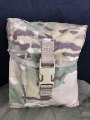 NEW MOLLE 200 Round SAW Gunner Pouch RFI Issue MultiCam NSN 8465-01-580-2628