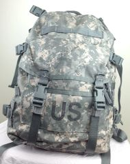 US MILITARY ISSUE MOLLE II ACU 3 DAY ASSAULT PACK | LIKE NEW