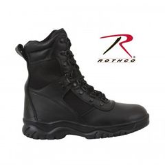 "Rothco Forced Entry Black 8"" Waterproof Tactical Boot 5052"