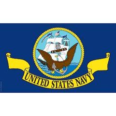 US NAVY FLAG (3ftx5ft)