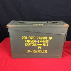 AMMO CAN - .30 CAL