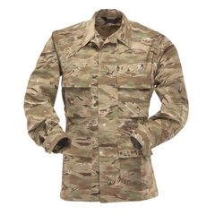 TRU-SPEC BDU SHIRT NYLON/COTTON RIPSTOP