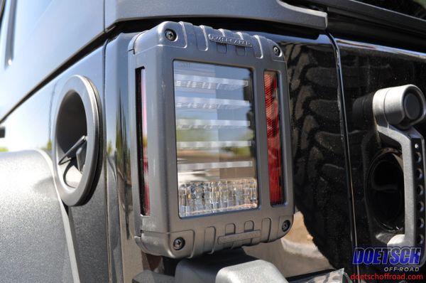 Jw Speaker 0347531 279 J Series Led Tail Light Kit For 07