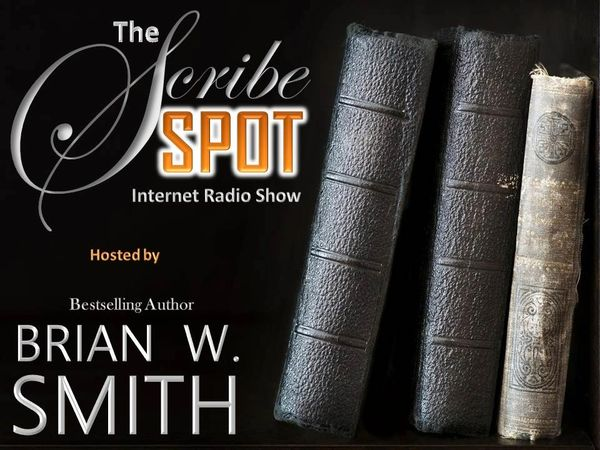 Ad spots on The Scribe Spot Radio Show