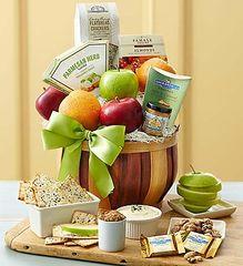 Fruitful Gathering Gourmet Basket