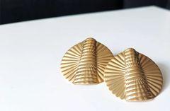 Dawn Earrings - Matte