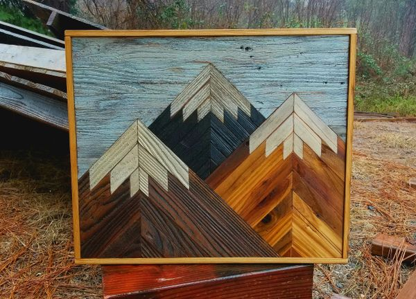 Handmade Furniture, Cutting Boards Woodcrafts - Patriot