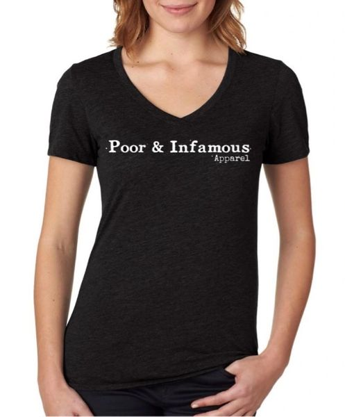 *CLEARANCE* Poor & Infamous Ladies Tee