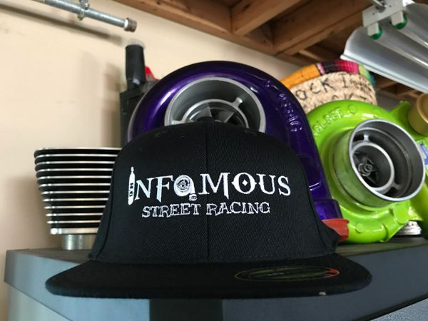 Infamous Street Racing Hat