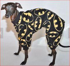 Batman Dog Jammies