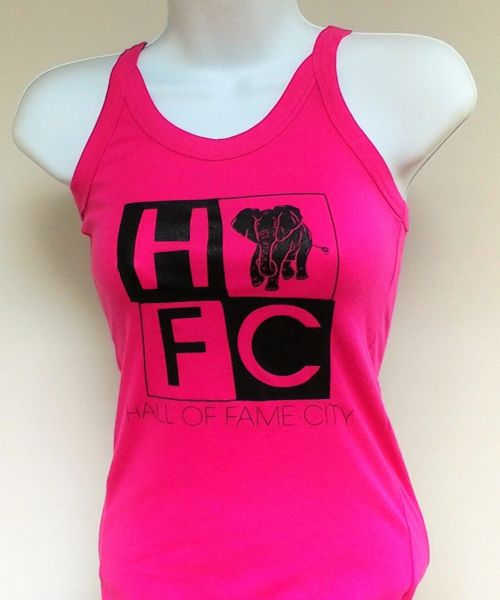 Women's Violet Hall Of Fame City Tank