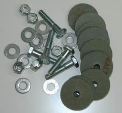 Joints-1 Bear Set-Nuts & Bolts