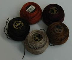 Perle Cotton Balls - #8