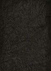 ND06-- Black Sparse Mohair