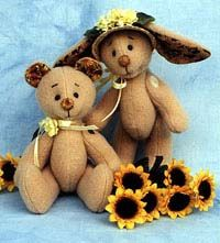 Bears & Hares (Dear Bears)