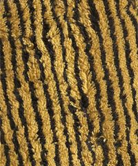 syn40 - Yellow/Black Stripe Cotton String