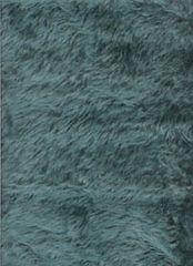 M54 - Blue Green mohair - /fat quarter