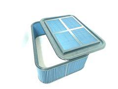 "Sprint car box with Carbon Fiber Filter Lid 6"" Tall"