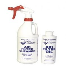 Blue Air Filter Cleaning Kit