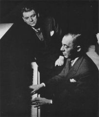Rodgers and Hammerstein compositions covered by world famous musicians.