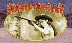 Jim Bowie, Judge Roy Bean, Fury, and Annie Oakley Old Time Western T.V. Show Bundle