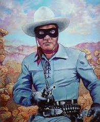 The Lone Ranger Old Time Radio and T.V. Show Bundle