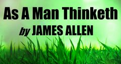 James Allen Seven Audiobooks in mp3 format on usb drive