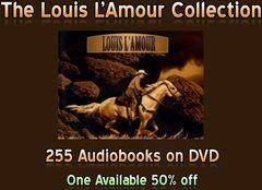 Louis L'Amour 255 Audiobook Classics