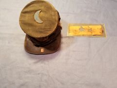 Lt. Martin Young's Hat