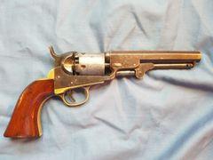 1 - 1849 COLT Pocket Model Revolver