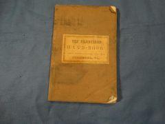 "1861 ""THE VOLUNTEERS' HANDBOOK"" Richmond Publication"