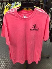 Bikes & Beyond Shirt Pink