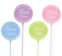 Thank You Pick - ADD TO CANDY BEAR BOUQUET