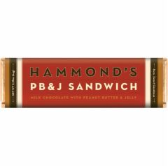 Hammond's PB&J Sandwich Chocolate Bar - ADD TO CANDY BEAR BOUQUET