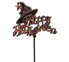 Happy Halloween Pick Witch Hat - ADD TO CANDY BEAR BOUQUET