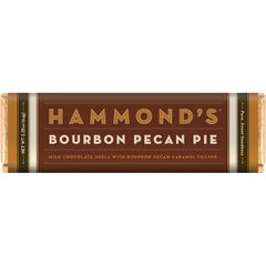 Hammond's Bourbon Pecan Pie Milk Chocolate Bar - ADD TO CANDY BEAR BOUQUET