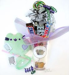 Pusheen the Cat Candy Bear Bouquet