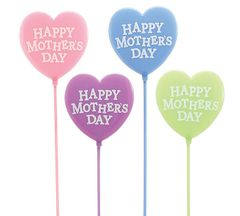Happy Mother's Day Pick - ADD TO CANDY BEAR BOUQUET