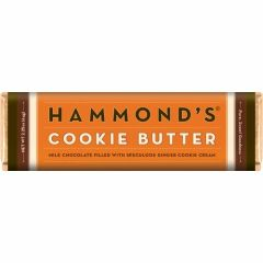 Hammond's Cookie Butter Milk Chocolate Bar - ADD TO CANDY BEAR BOUQUET