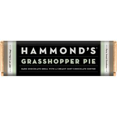 Hammond's Grasshopper Pie Dark Chocolate Bar - ADD TO CANDY BEAR BOUQUET