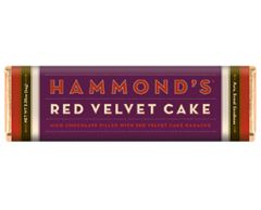 Hammond's Red Velvet Cake Chocolate Bar - ADD TO CANDY BEAR BOUQUET